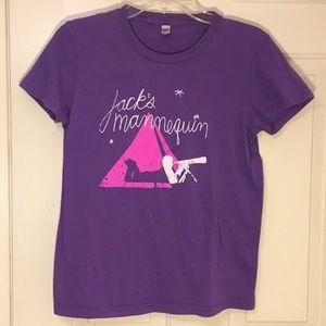 Jack's Mannequin stargazer t-shirt